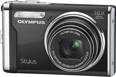 Stylus 9000 12MP Camera w 10x Wide Angle Stabilized Zoom - OPEN BOX