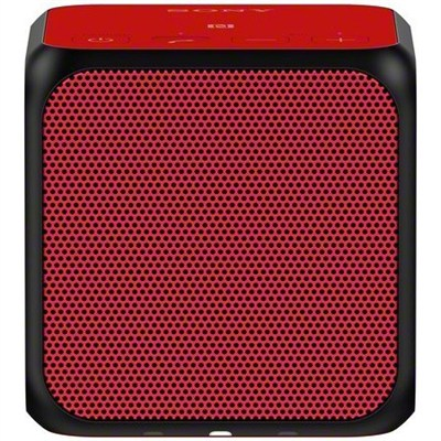 SRS-X11 Ultra-Portable Bluetooth Speaker - Red