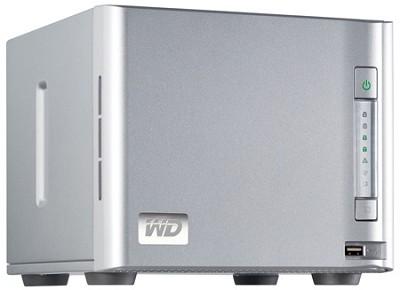WDA4NC40000N  4TB ShareSpace Network Storage System