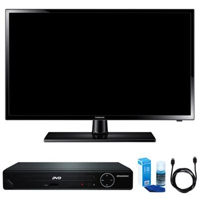 UN19F4000 19 inch 720p LED HDTV w/ HDMI DVD Player Bundle