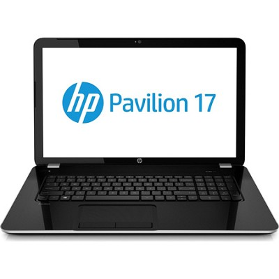 Pavilion 17.3` HD+ LED 17-e050us Notebook - AMD Elite Quad-Core A8-5550M Proc.