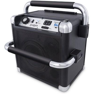 Job Rocker Plus Bluetooth Portable Jobsite Sound System Black - OPEN BOX