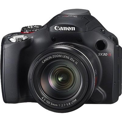 Powershot SX30 IS 14.1 MP Digital Camera w/ 35x Optical Zoom and HD Video