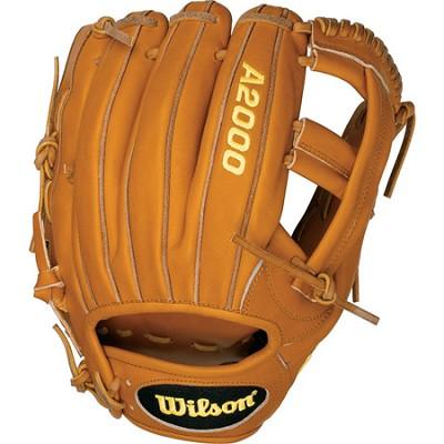 A2000 EL3 E. Longoria Game Model Fielder Glove - Right Hand Throw - Size 11.75`