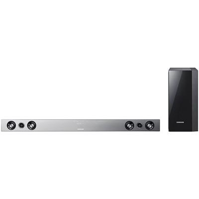 HW-D551 - Crystal Surround Air Track Active 46` Soundbar (Silver)