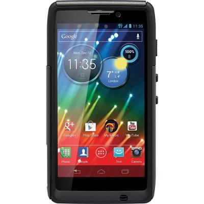 Commuter Series Case for Motorola RAZR HD - Retail Packaging - Black