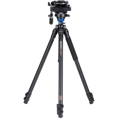 A2573FS6 Single Leg Video Tripod Kit - Black
