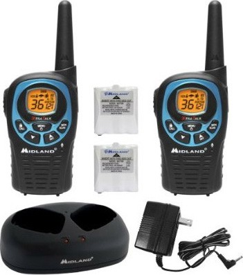 X-TRA TALK GMRS 2-Way Radio with 24-Mile Range