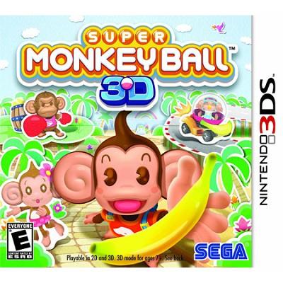 Super Monkey Ball 3D for Nintendo 3DS