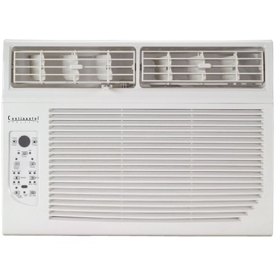 8,000 BTU Compact Window Air Conditioner