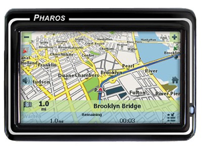 Drive 250 Portable GPS Navigation Device with 4.3` LCD