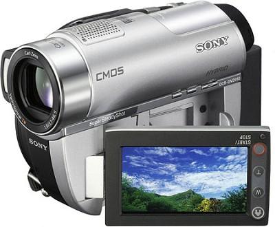 Handycam DCR-DVD910 DVD Digital Camcorder - Open Box