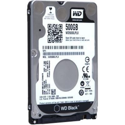 500GB WD Black Mobile OEM Hard Drive (WD5000LPLX)