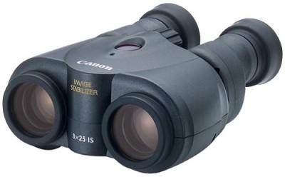 Canon 8x25 Image Stabilization Binoculars w/Case and Neck Strap USA Warranty