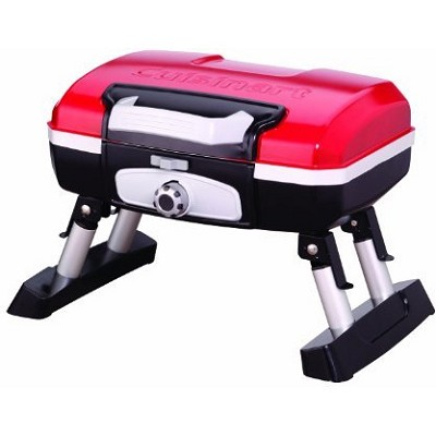 CGG-180T Gourmet Portable Tabletop Gas Grill - OPEN BOX