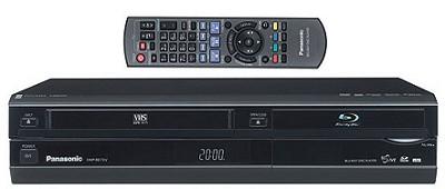 DMP-BD70VK - Blu-ray Disc / HiFi VCR Combo Player - Refurbished