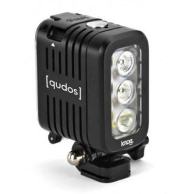 Qudos Action Video Light for GoPro (Black) - 11625