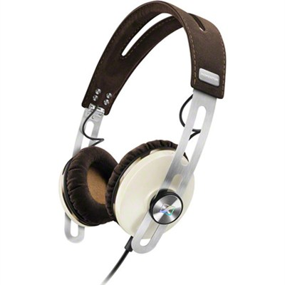 Momentum 2 On-Ear Headphones for Samsung Galaxy Android Devices - Ivory