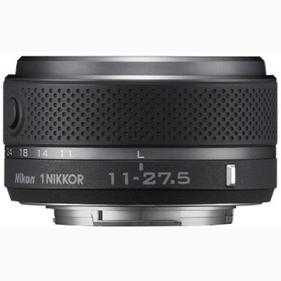 1 NIKKOR 11-27.5mm f/3.5 - 5.6 Lens (Black) (3321)