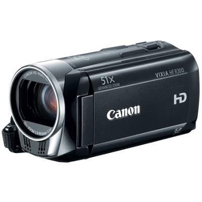 VIXIA HF R300 Full HD Flash Memory Camcorder Factory Refurbished