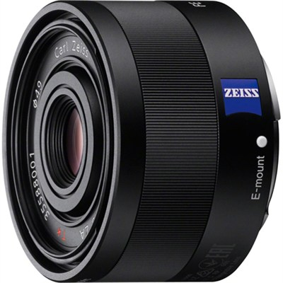 Sonnar T* FE 35mm F2.8 ZA Full Frame Camera E-Mount Lens - OPEN BOX