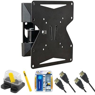 DIY Basics Extension Mount & Set Up Kit for 13`-37` TVs up to 40LB - TMX-022FM