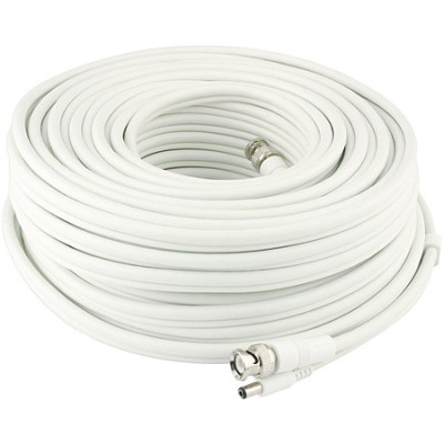 30m / 100ft Fire Rated  BNC Extension Cable
