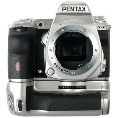 K-3 Premium Edition SLR Camera with Grip