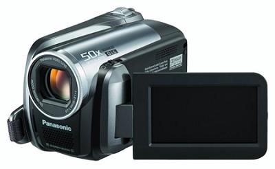 SDR-H60 60GB Hard Disk Drive / SD Hybrid Camcorder - REFURBISHED