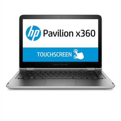 Pavilion 13-s120nr 6th-gen Intel Core i3-6100U 13.3` x360 Convertible - OPEN BOX