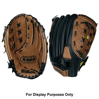 A360 Baseball Glove - Left Hand Throw - Size 14`