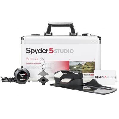 Spyder 5 Studio Color Calibration Kit - S5SSR100