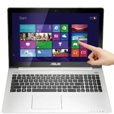 Vivobook S500CA-SI50305T 15.6-Inch i5 3317U Touchscreen Laptop (Black Aluminum)