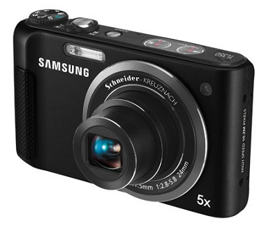 TL350 Digital Camera With 5x Optical Zoom(24mm to 120mm) 3` AMOLED Screen