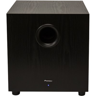 SW-10 400W Powered Subwoofer, Black