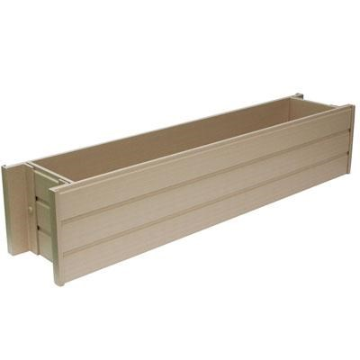 EcoChoice 36` Rect Window Box