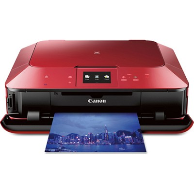 PIXMA MG7120 - Wireless Inkjet Photo All-In-One Printer Red