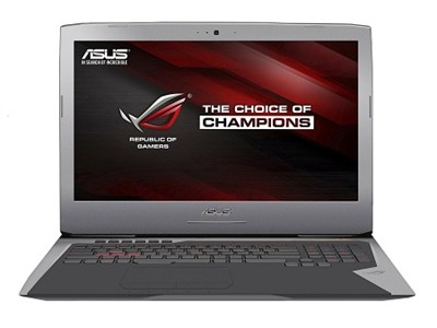 ROG G752VL-DH71 17-Inch Intel Core i7-6700HQ Gaming Laptop