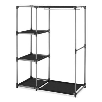 Spacemaker Garment Rack Shelve