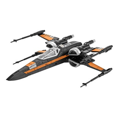 Star Wars Poe's X-wing Fighter Model Kit (RMXS1635 85-1635)