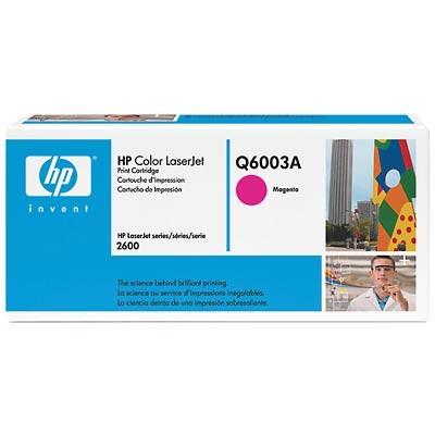 Color LaserJet Q6003A Magenta Print Cartridge w/ Smart Printing Technology