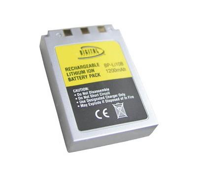 LI-10B 1200mah Replacement Battery for Olympus Digital Cameras