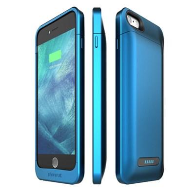 Elite Pro Plus Battery Case for iPhone 6 Plus and 6s Plus, Blue