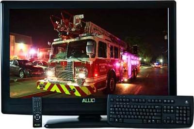 ATVI-1G4542 - Allio 42` High-definition TV-PC All-In-One Media Center