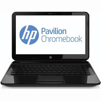 Pavilion 14-c050us 14.0` HD LED Chromebook PC - Intel Processor 847 - OPEN BOX