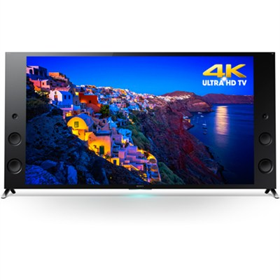 XBR-65X930C  - 65-inch 4K Ultra HD 120Hz 3D Smart LED TV