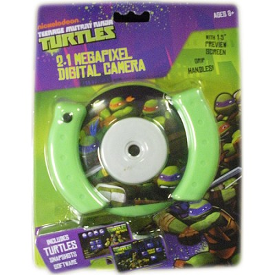 Teenage Mutant Ninja Turtles 2.1MP Camera