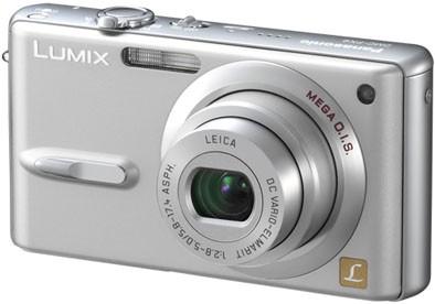 DMC-FX9 (Silver) Lumix  6 MP Digital Camera w/ 2.5` LCD - OPEN BOX