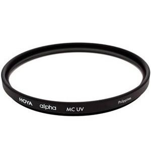 58mm Alpha UV (Ultra Violet) Multi Coated Glass Filter