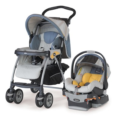 Cortina KeyFit 30 Travel System - Poetic